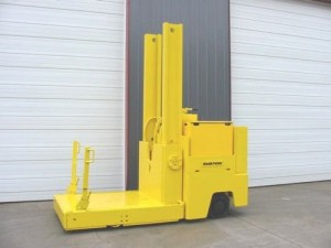 20,000lbs. Elwell Parker 1 Used For Sale Die Handler